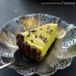 Raw Grasshopper Ice Cream Pie {Gluten-Free, Vegan, Paleo, Refined Sugar-free}