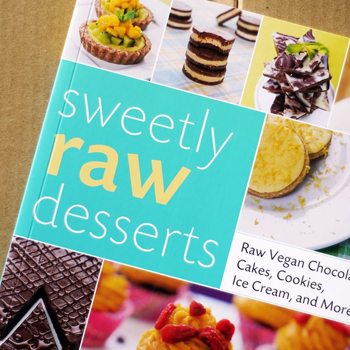 sweetly raw desserts