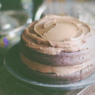 Chocolate Carrot Cake (Free From: Gluten, Dairy, Eggs, Added Oil, Refined Sugar)