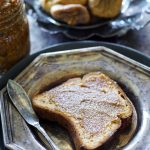 Orange and Fig Spread {Raw & Fruit-Sweetened}