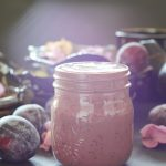 Spiced Chocolate Plum Smoothie {raw, dairy-free, refined sugar-free}