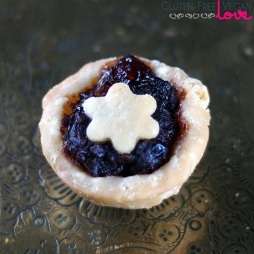 Gluten-Free Vegan Mince Meat Pie Recipe {Refined Sugar-Free}