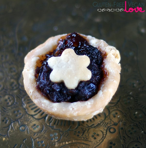 Gluten-Free Vegan Mincemeat Pie Recipe {Refined Sugar-Free}