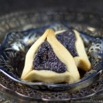 Hamentaschen Cookies with Poppy Seed Filling {Gluten-Free, Vegan, Refined Sugar-Free}