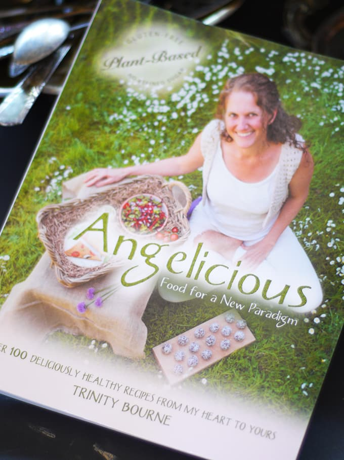 Angelicious - Trinity Bourne - Gluten-Free, Plant-Based, Refined Sugar-Free