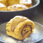 Sweet Potato Chocolate Rolls (Free from: gluten & grains, dairy, eggs, oil, refined sugar, and yeast)