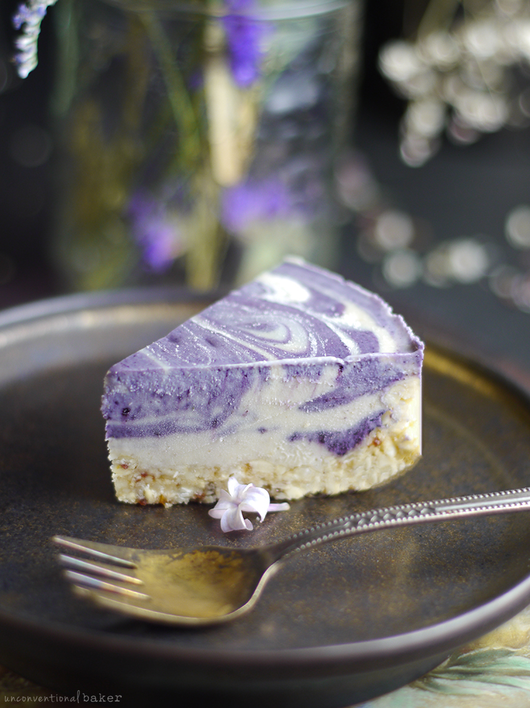 Lilac Dream Cheesecake Recipe