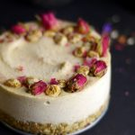 Raw Tigernut Cheesecake (Free From: nuts, dairy, gluten & grains, refined sugar)