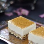 Raw Snickerdoodle Slice (Free From: gluten & grains, dairy, refined sugar)