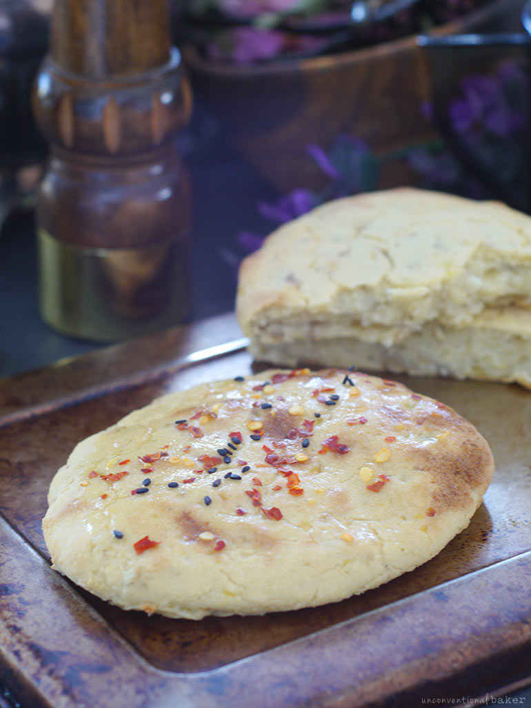 traditional irish potato farls recipe made gluten-free and vegan