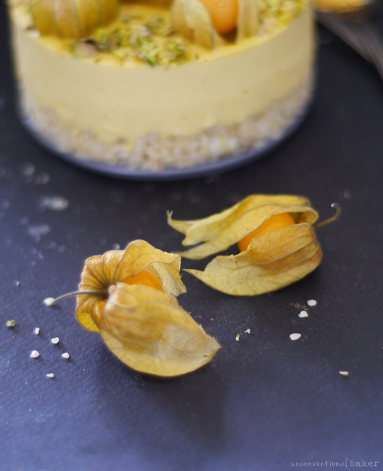 physalis berries in dessert recipes