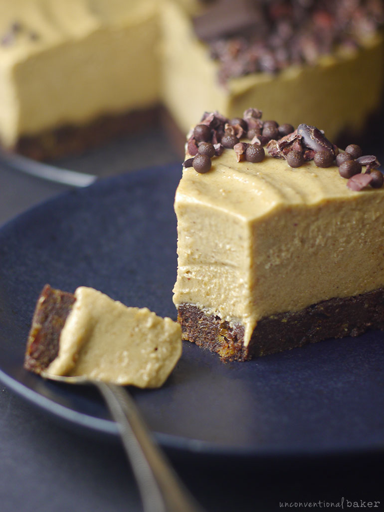 vegan peanut butter cake recipe