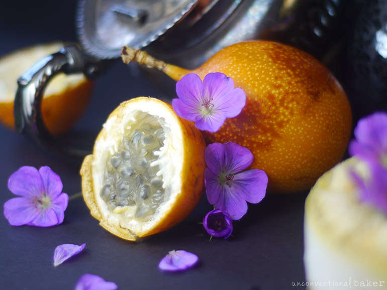 vegan granadilla recipes