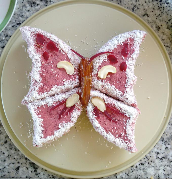 buterfly cake 2