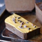 peanut butter pumpkin chocolate fudge (vegan, gluten-free, oil-free)