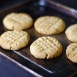 gluten-free vegan peanut butter cookies recipe
