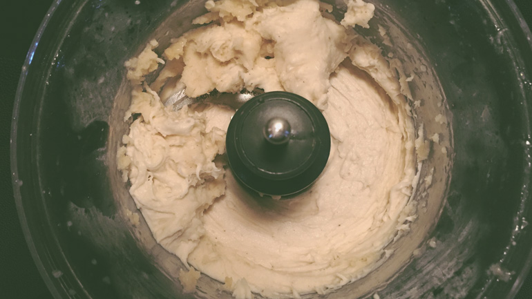 vegan banana ice cream for float