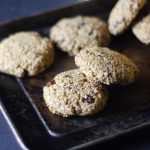 Gluten-Free Vegan Oatmeal Raisin Cookies