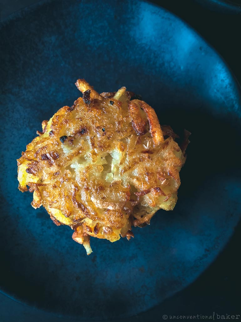 gf vegan latkes recipe